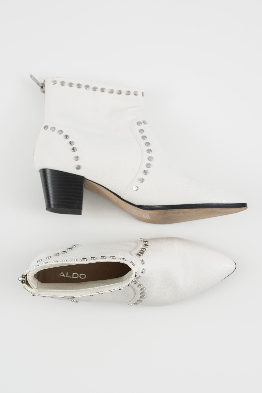 ALDO Stiefel / Stiefelette / Boots Weiß Gr.39