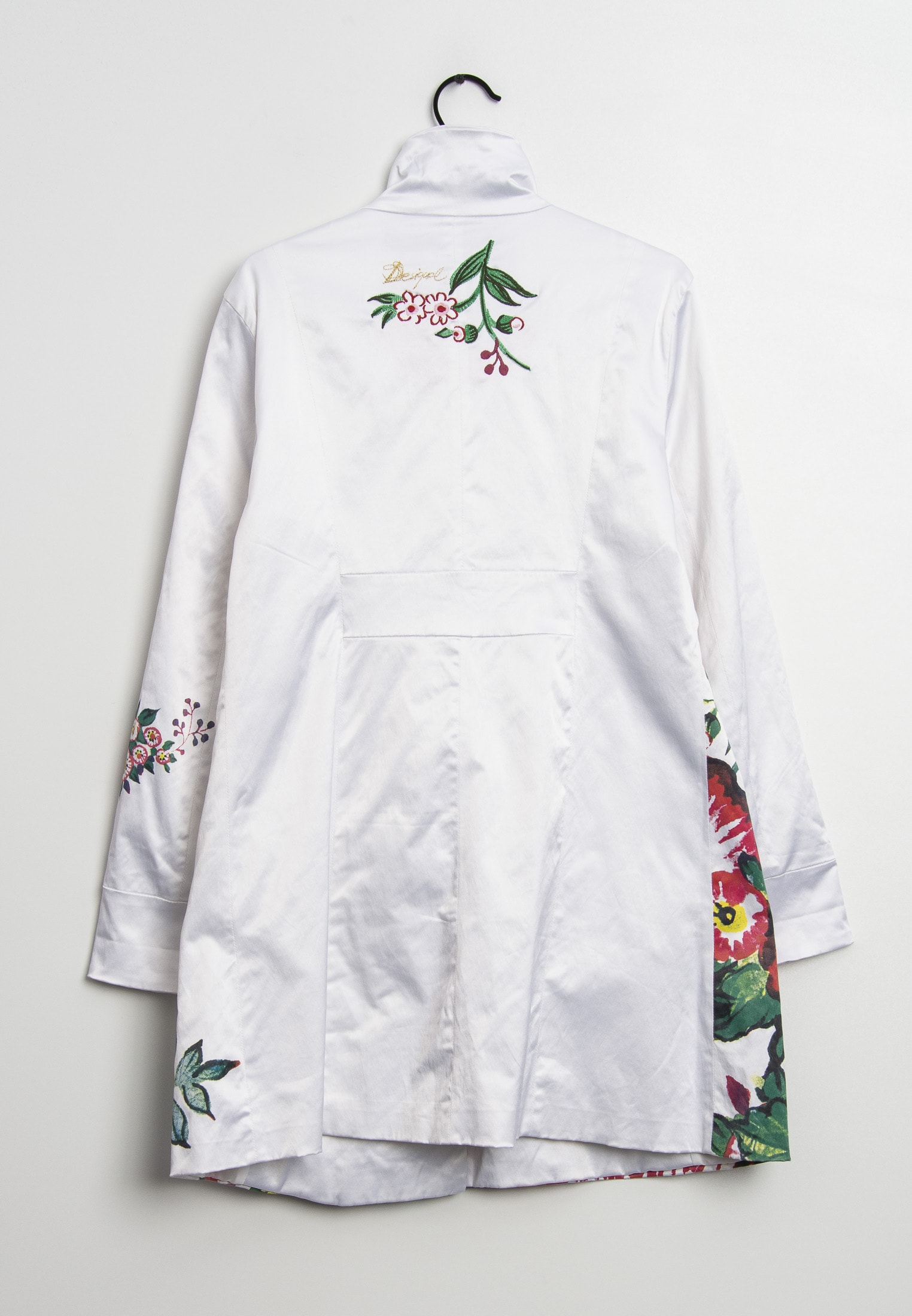 Desigual Mantel Weiß Gr.44