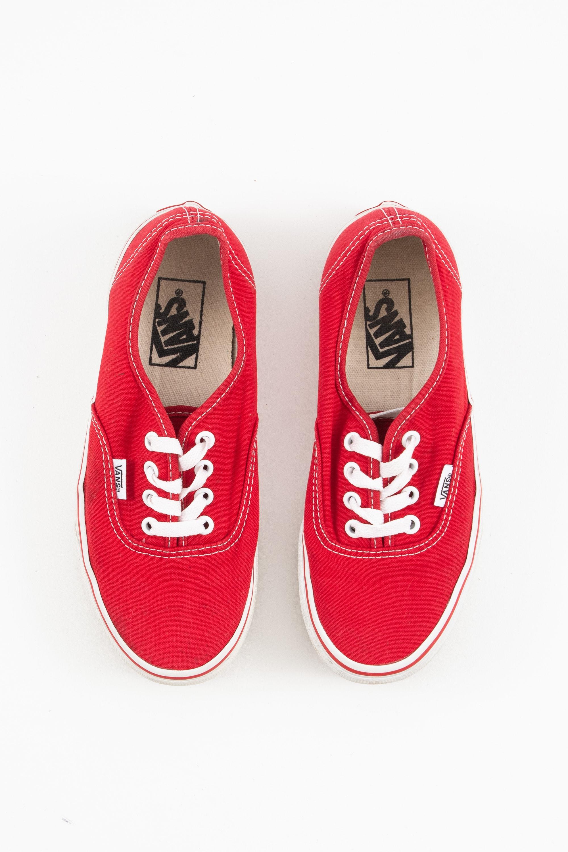 Vans Sneakers Rot Gr.40
