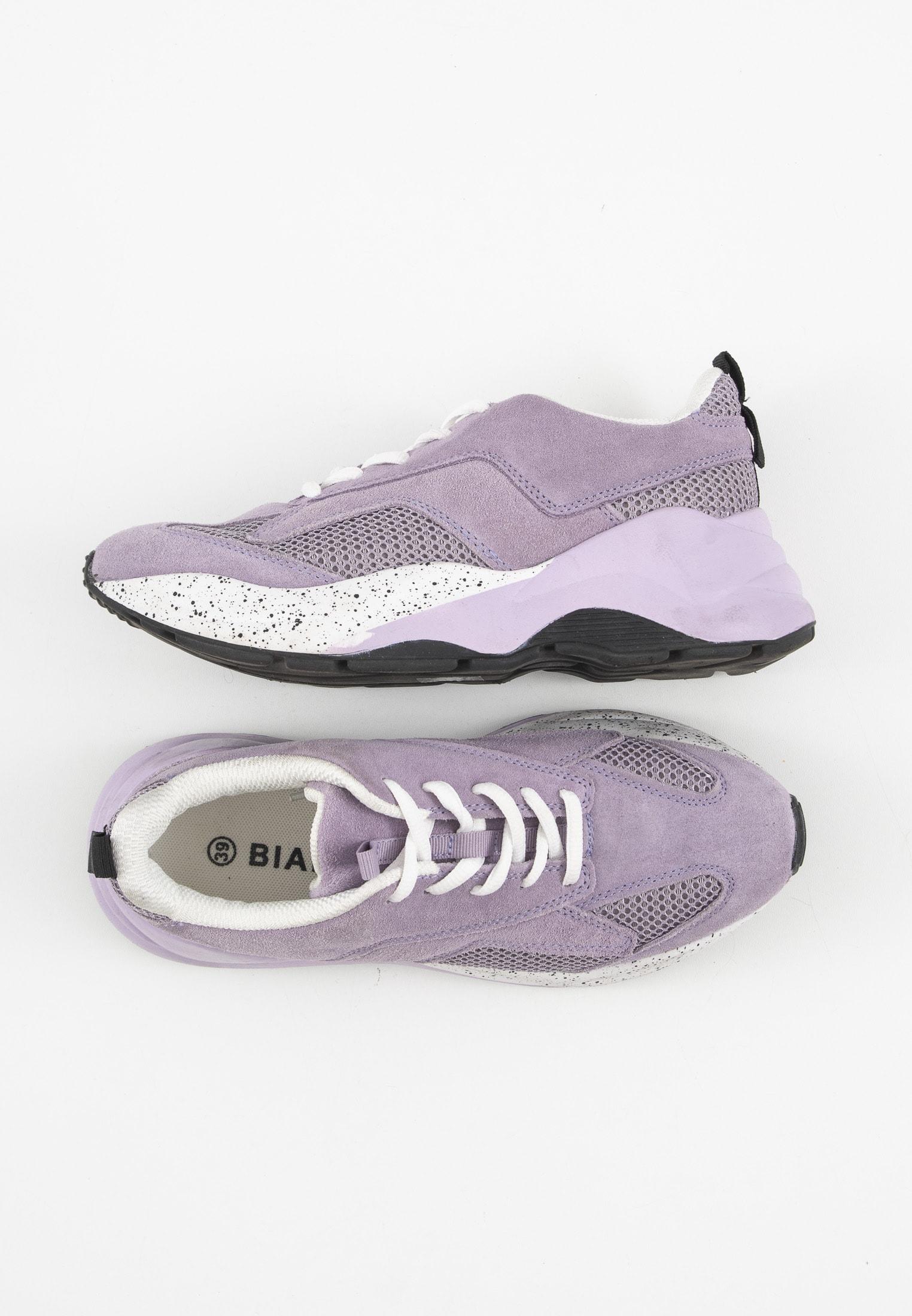 Bianco Sneakers Lila Gr.39