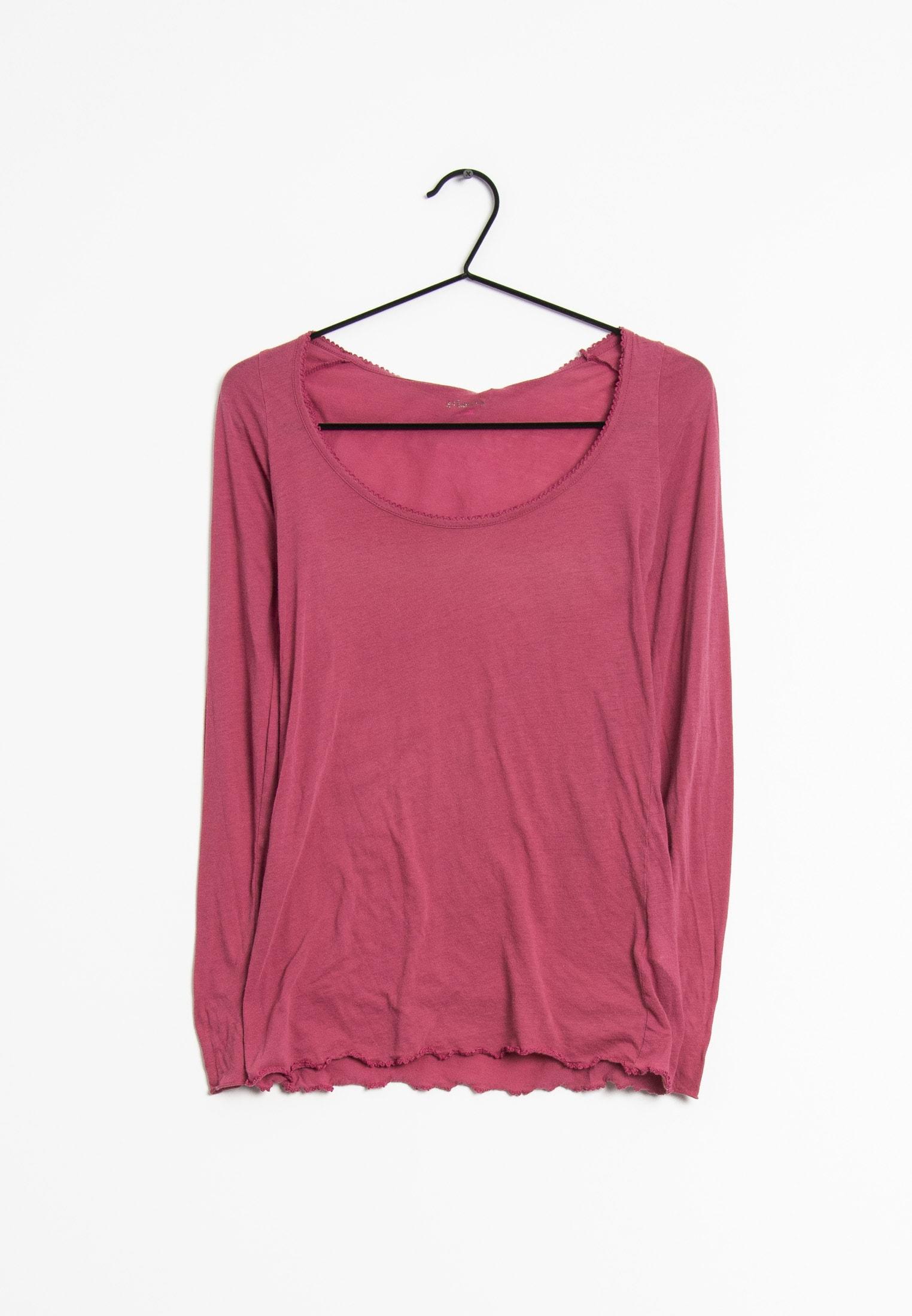 81hours Langarmshirt Pink Gr.S