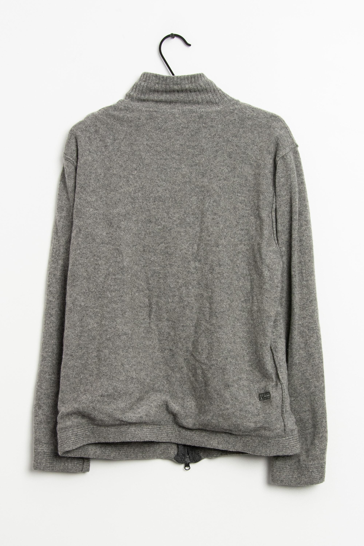 Napapijri Sweat / Fleece Grau Gr.XL