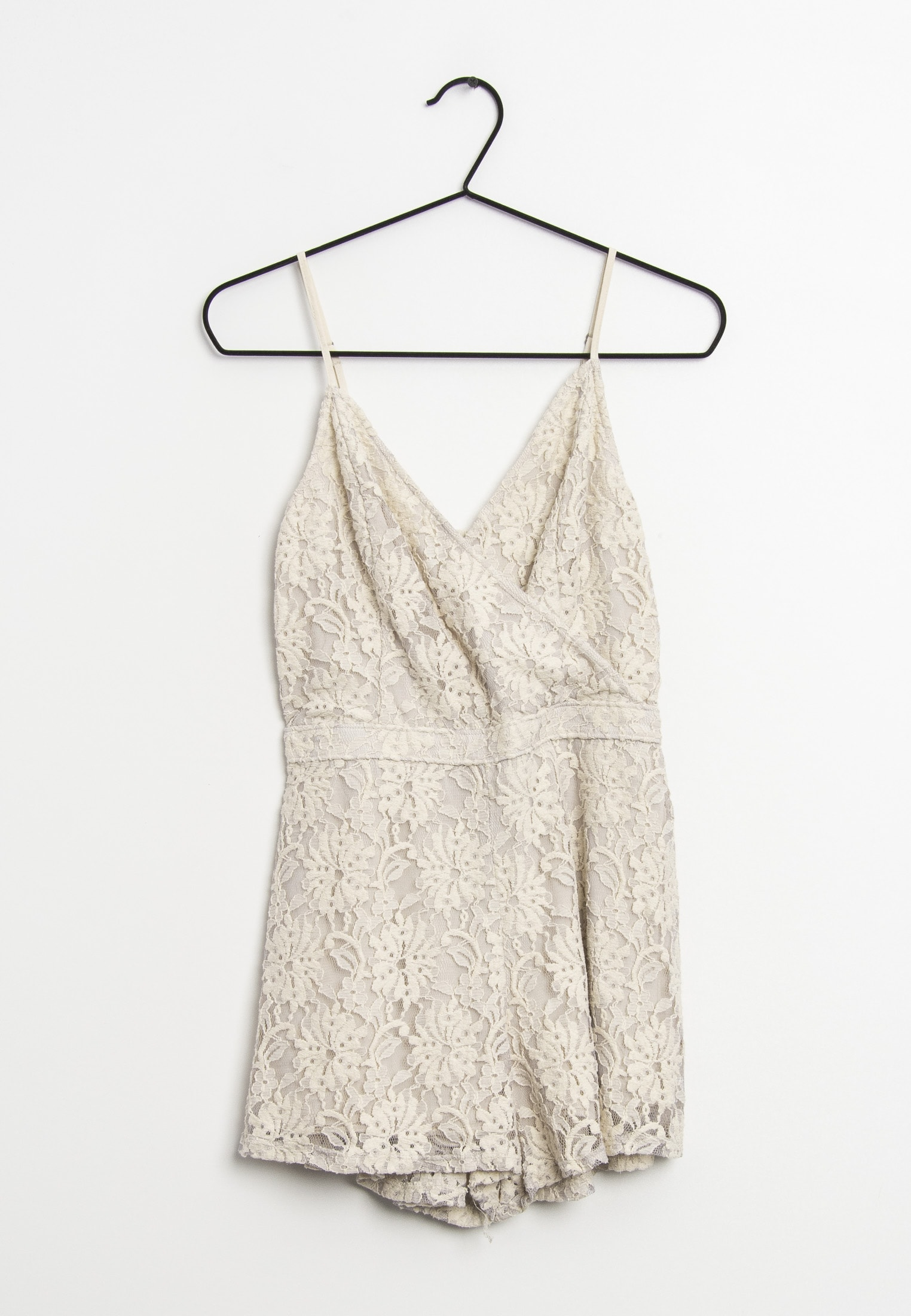 Abercrombie & Fitch Jumpsuit / Overall Beige Gr.S