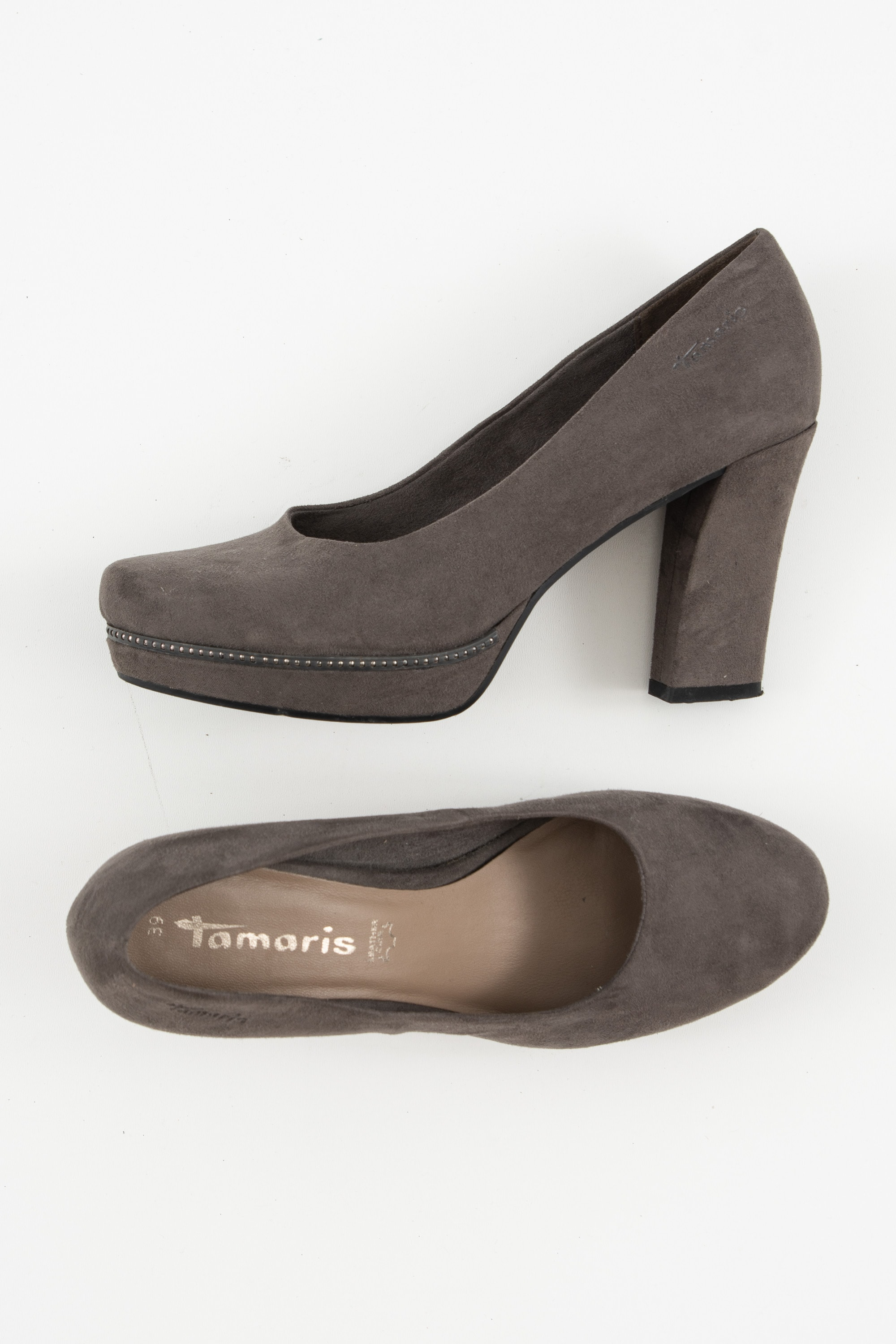 Tamaris Pumps Beige Gr.39