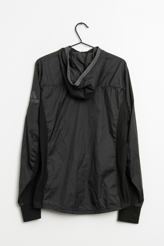 adidas Originals Leichte Jacke / Fleecejacke Schwarz Gr.M
