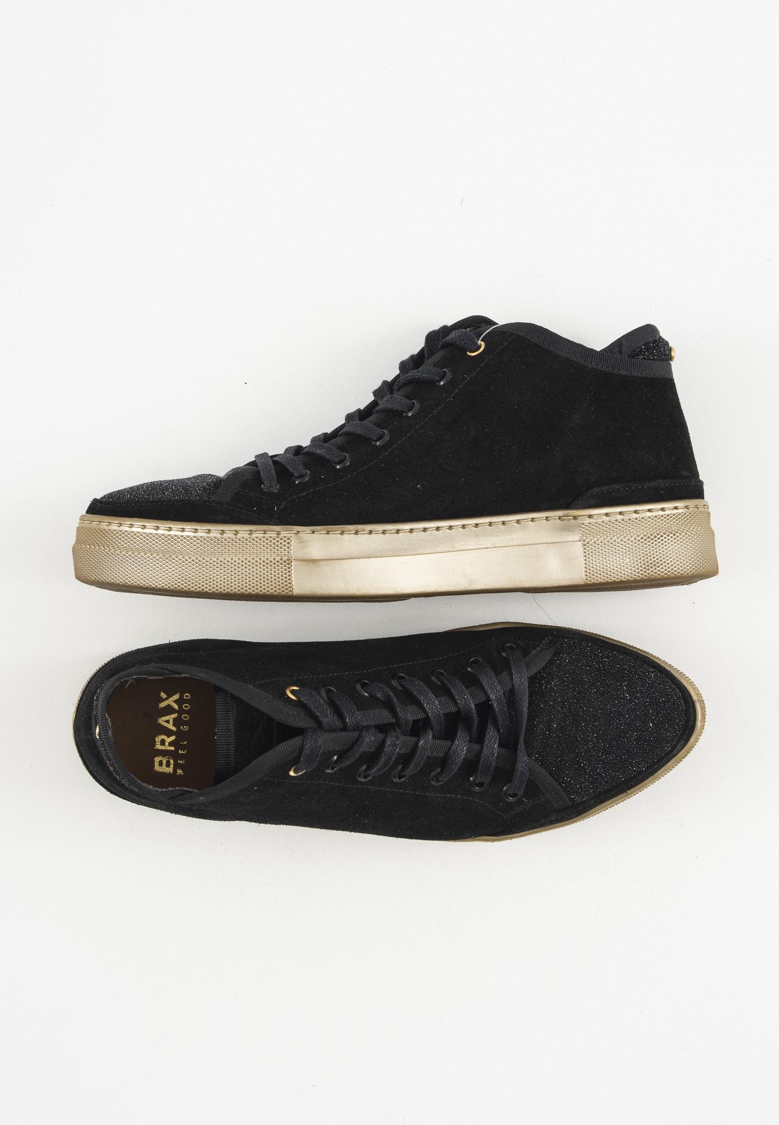 BRAX Sneakers Schwarz Gr.40
