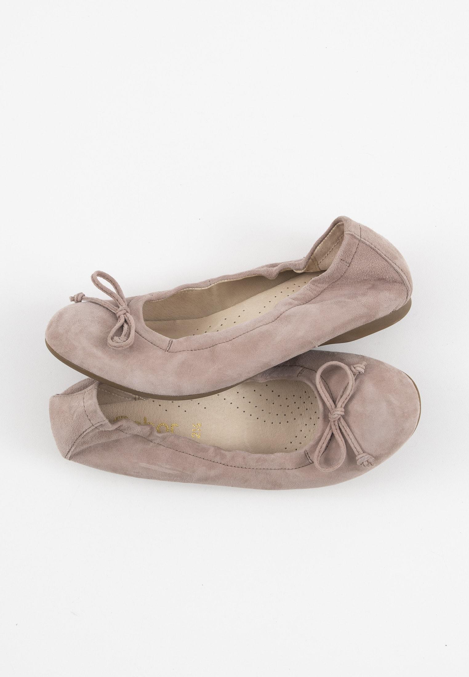 Gabor Halbschuh / Ballerina Pink Gr.35