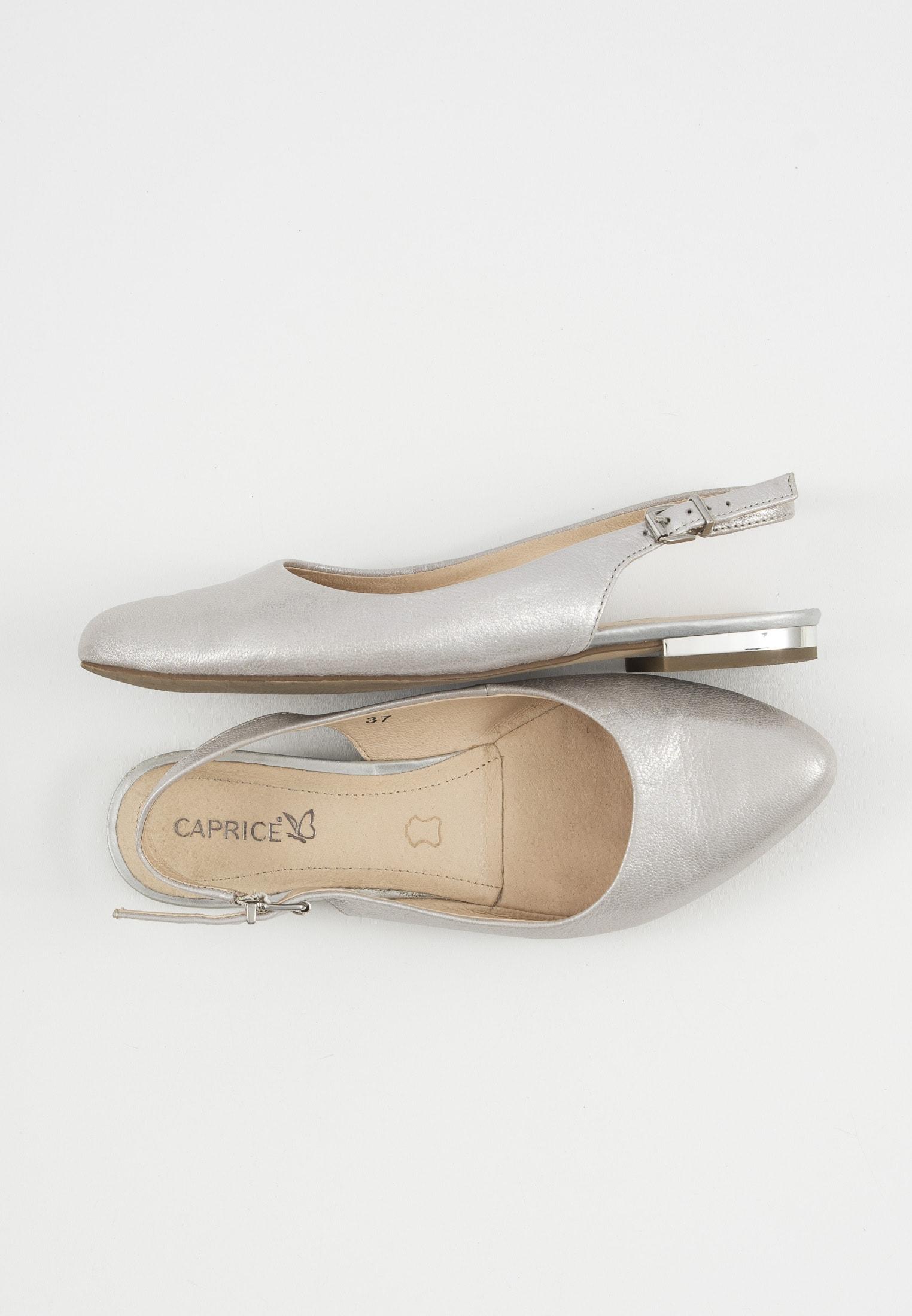 Caprice Halbschuh / Ballerina Grau Gr.37