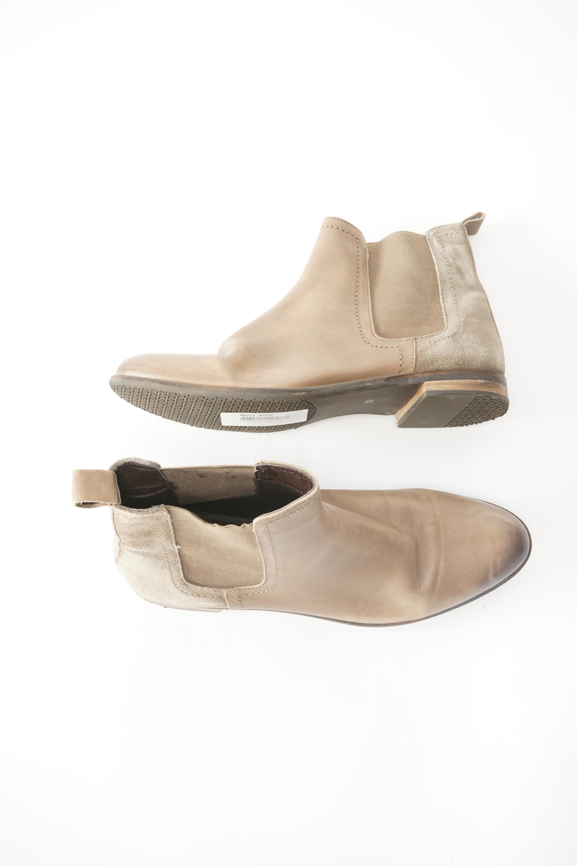 BOXX Stiefel / Stiefelette / Boots Braun Gr.39