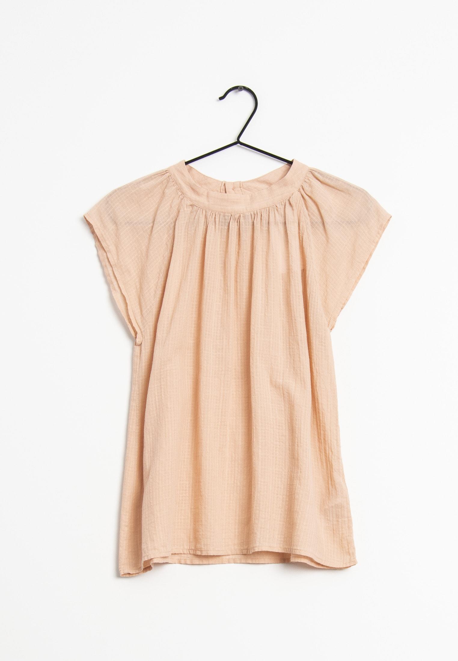 And Less Bluse Orange Gr.36