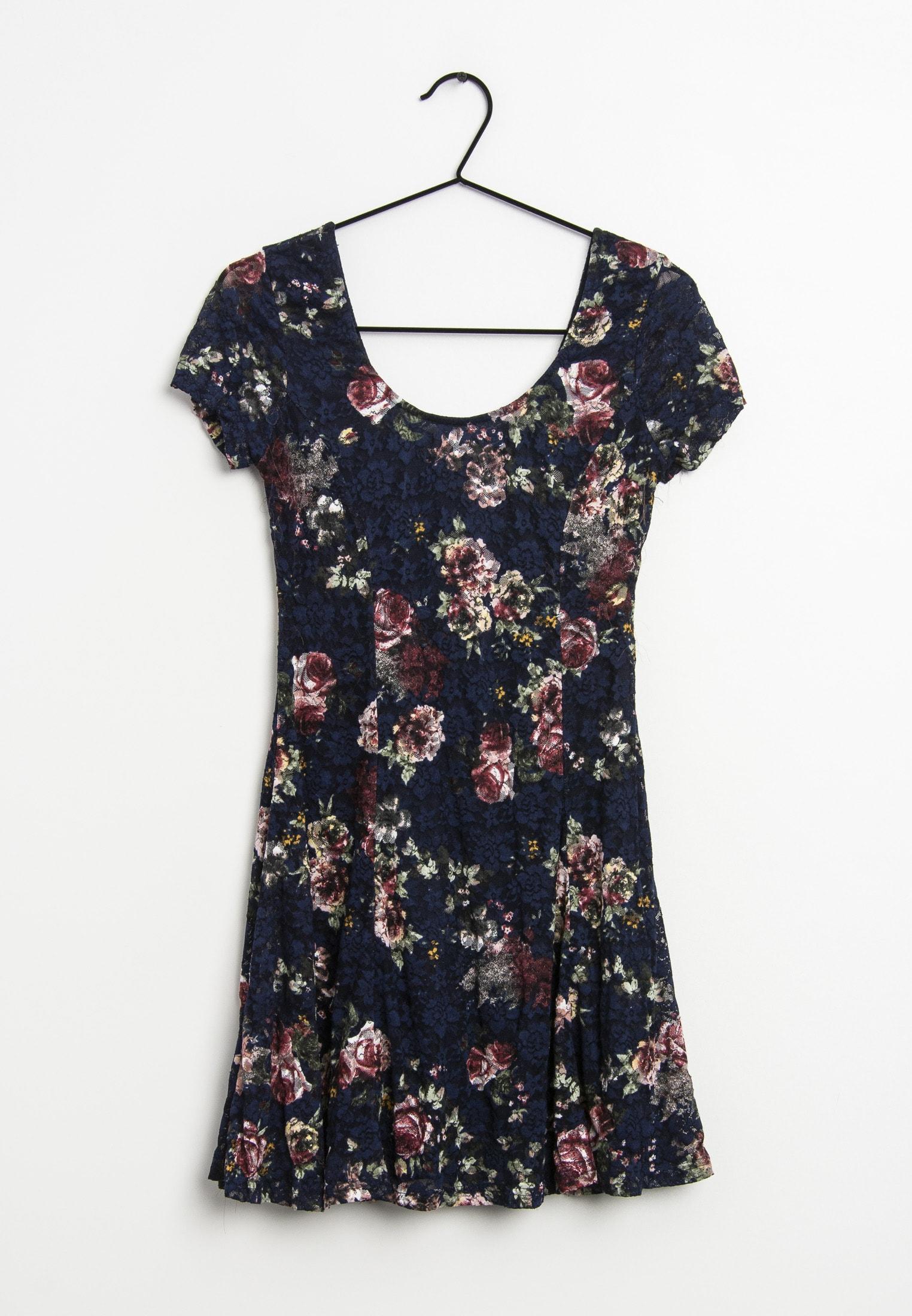 Apricot Kleid Blau Gr.XS