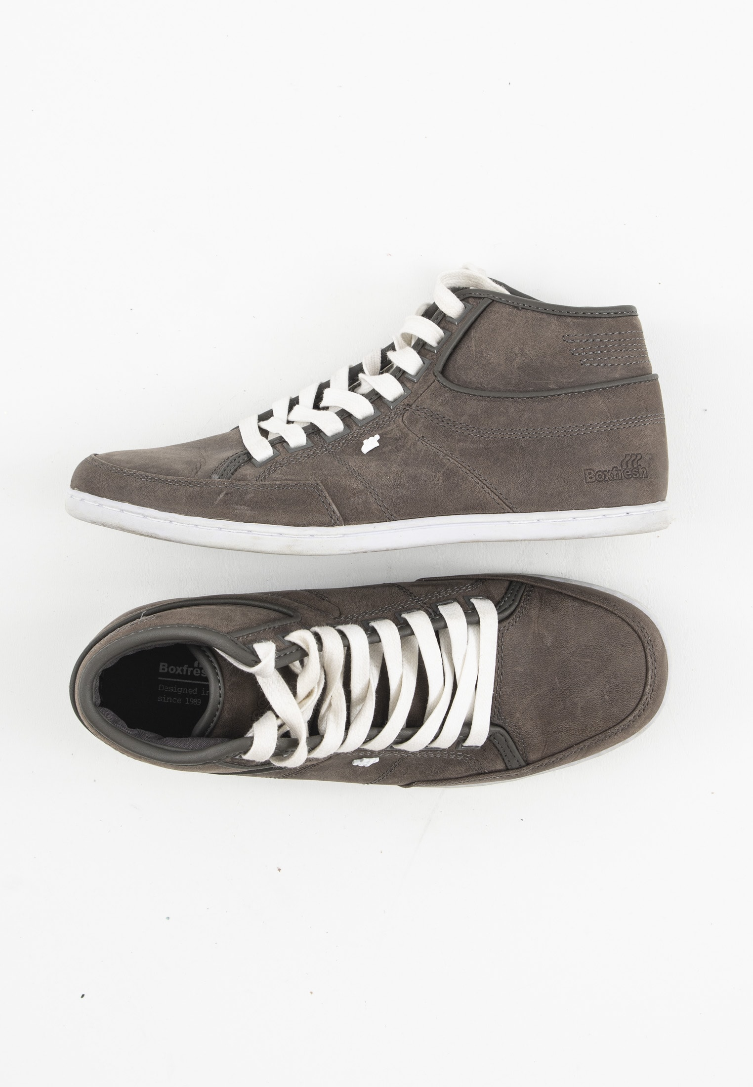 Boxfresh Sneakers Grau Gr.37