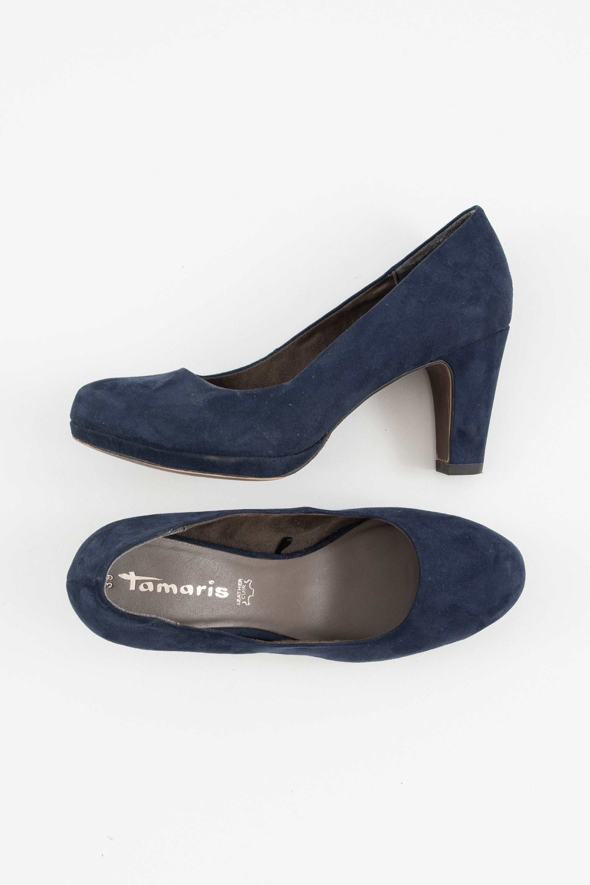 Tamaris Pumps Blau Gr.39