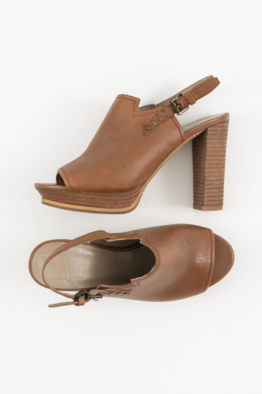 SPM Sandale Braun Gr.37