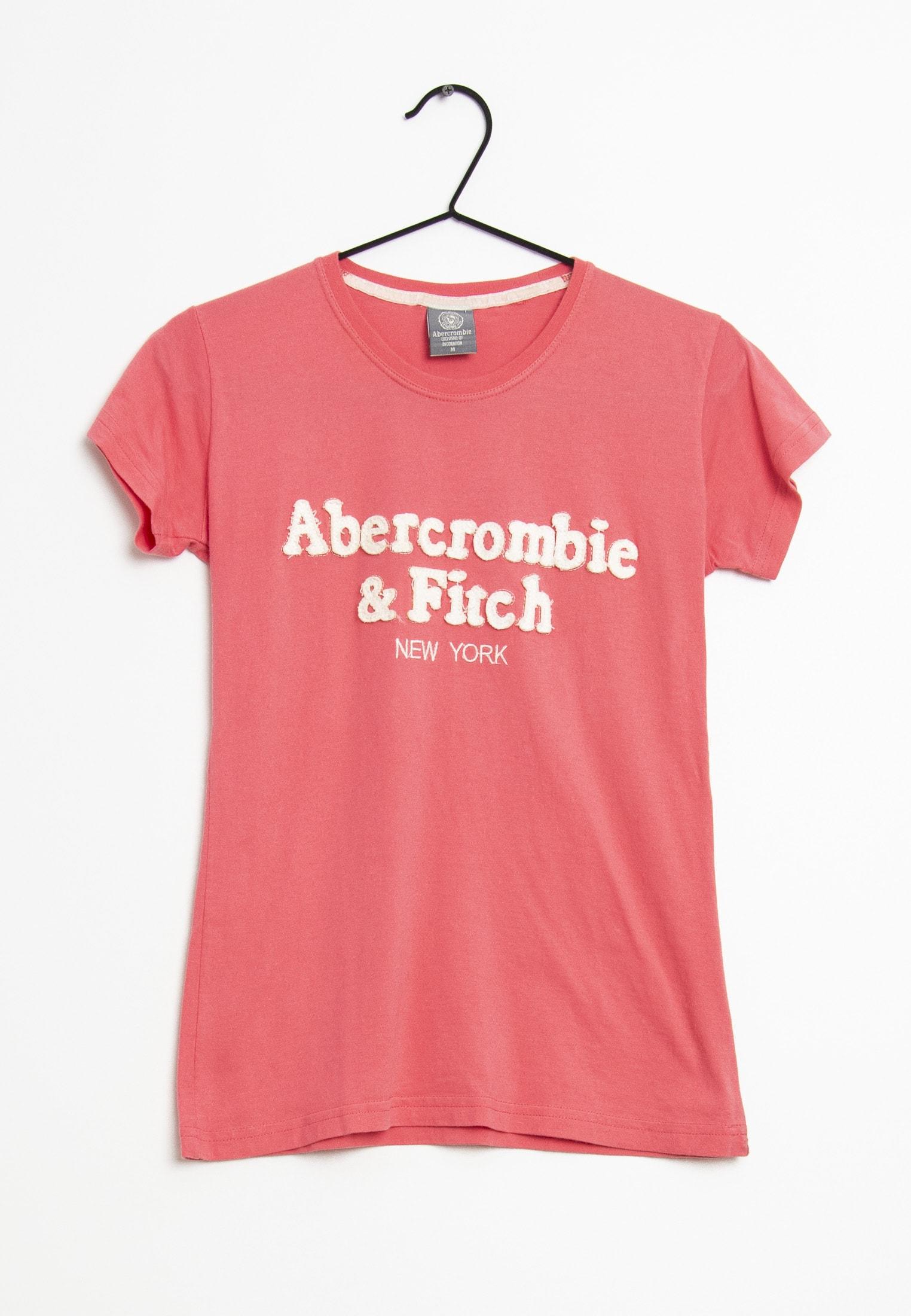 Abercrombie & Fitch T-Shirt Blau Gr.M