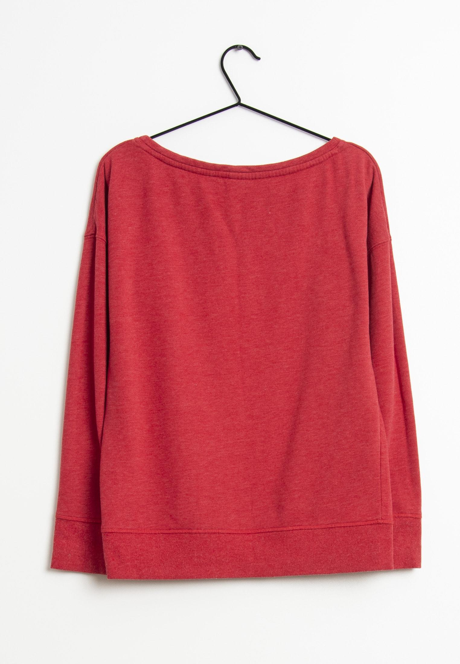 Esprit Sweat / Fleece Rot Gr.L
