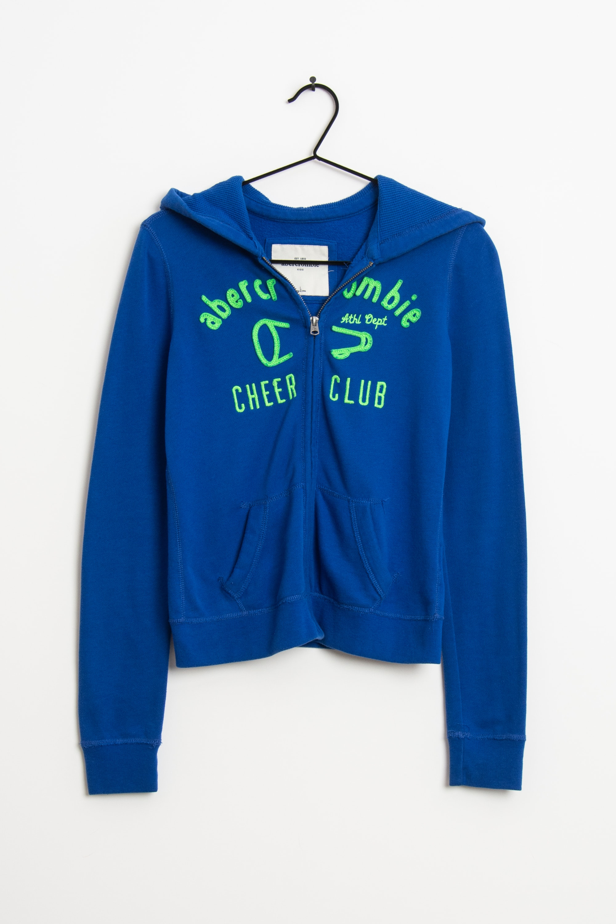 Abercrombie & Fitch Sweat / Fleece Blau Gr.S