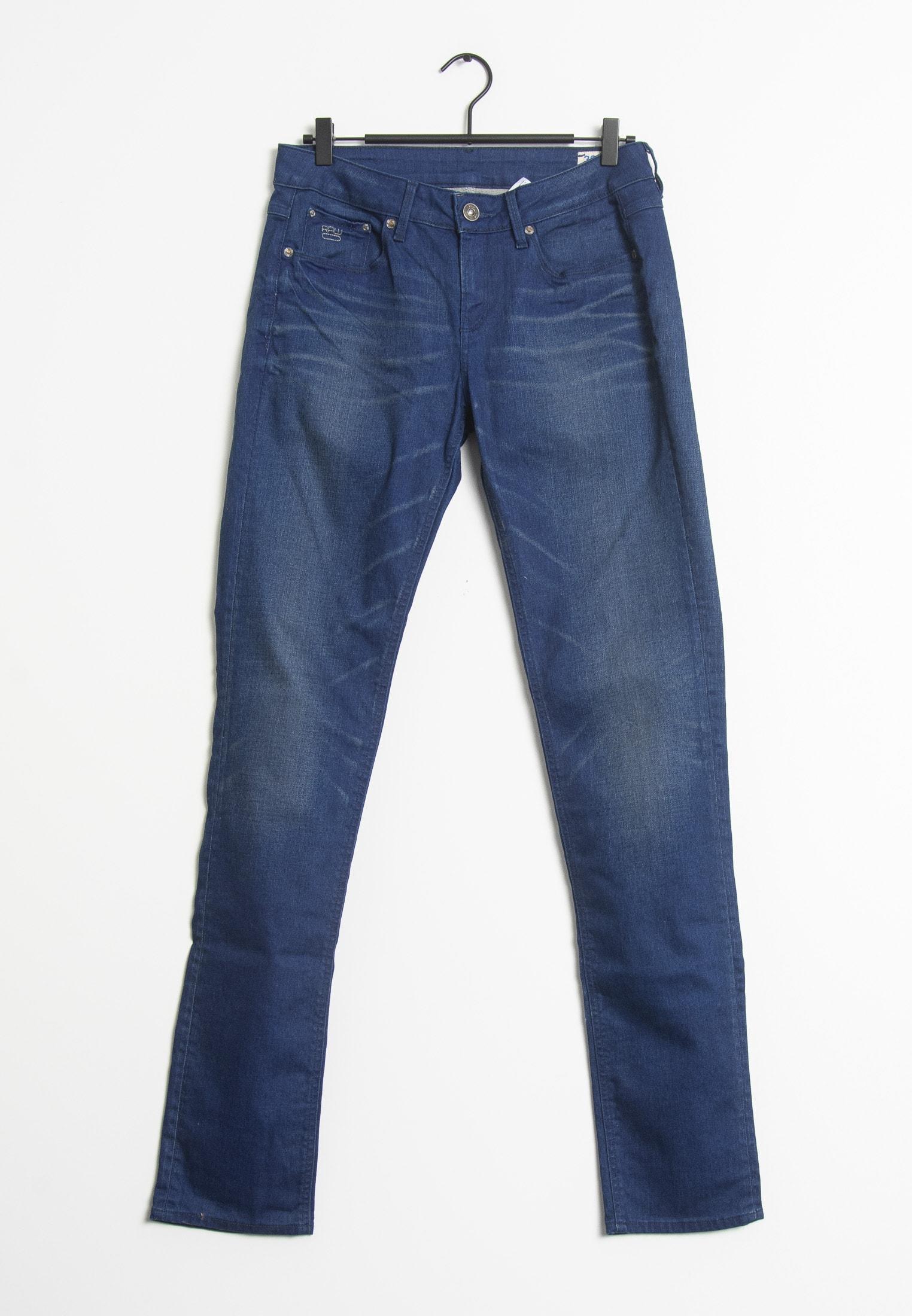 G-Star Jeans Blau Gr.W30 L34