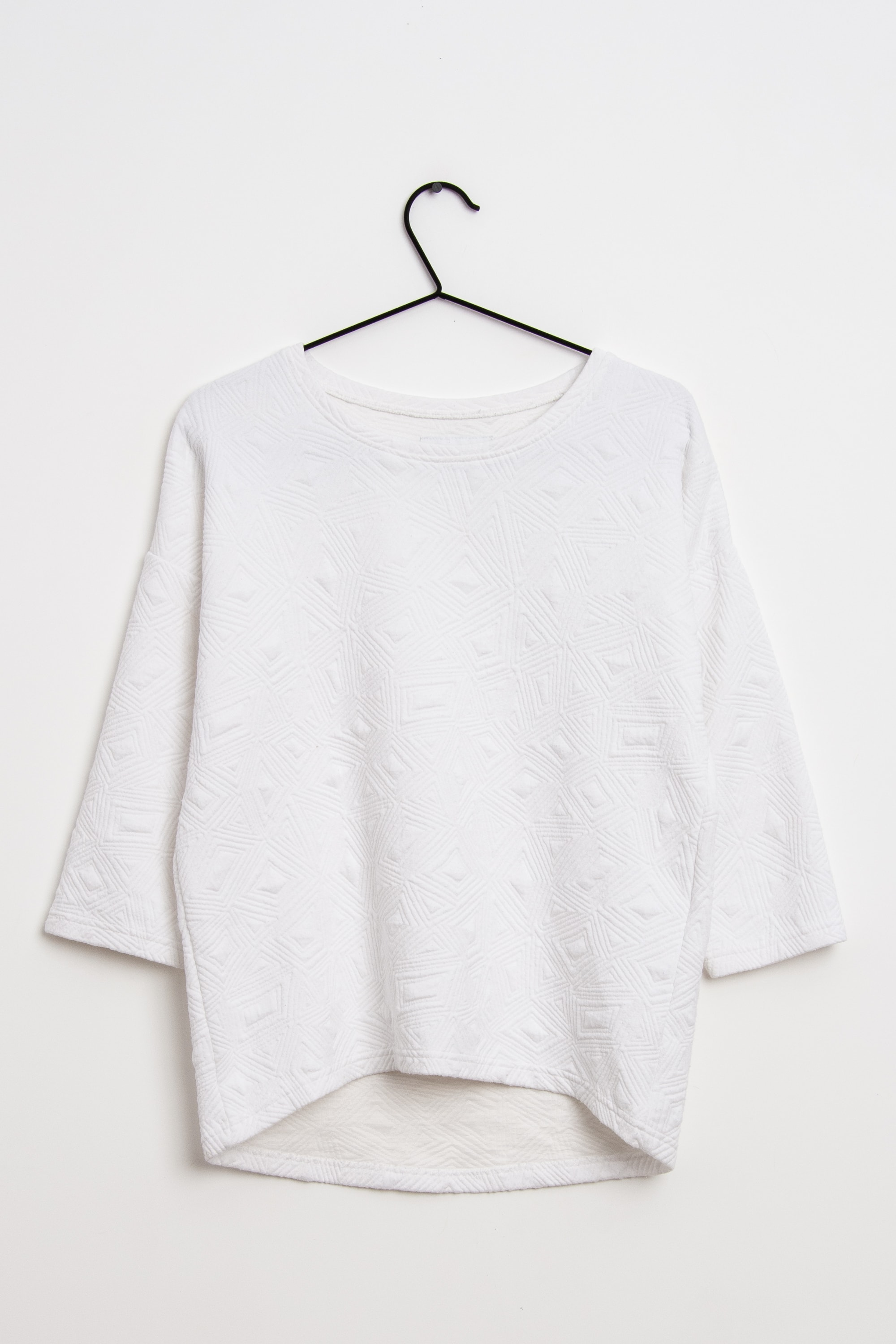 Sparkz Sweat / Fleece Weiß Gr.XS