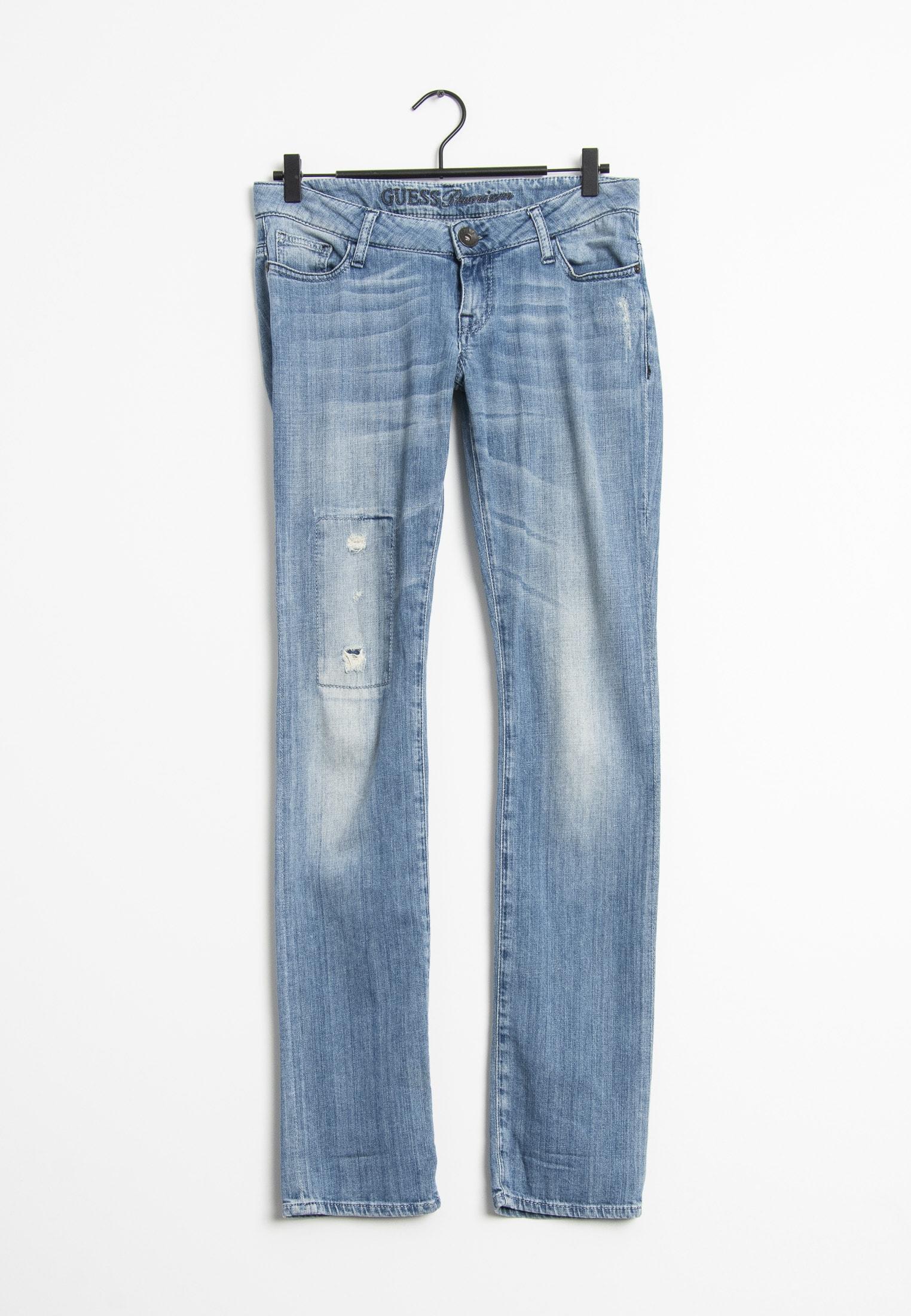Guess Jeans Blau Gr.28