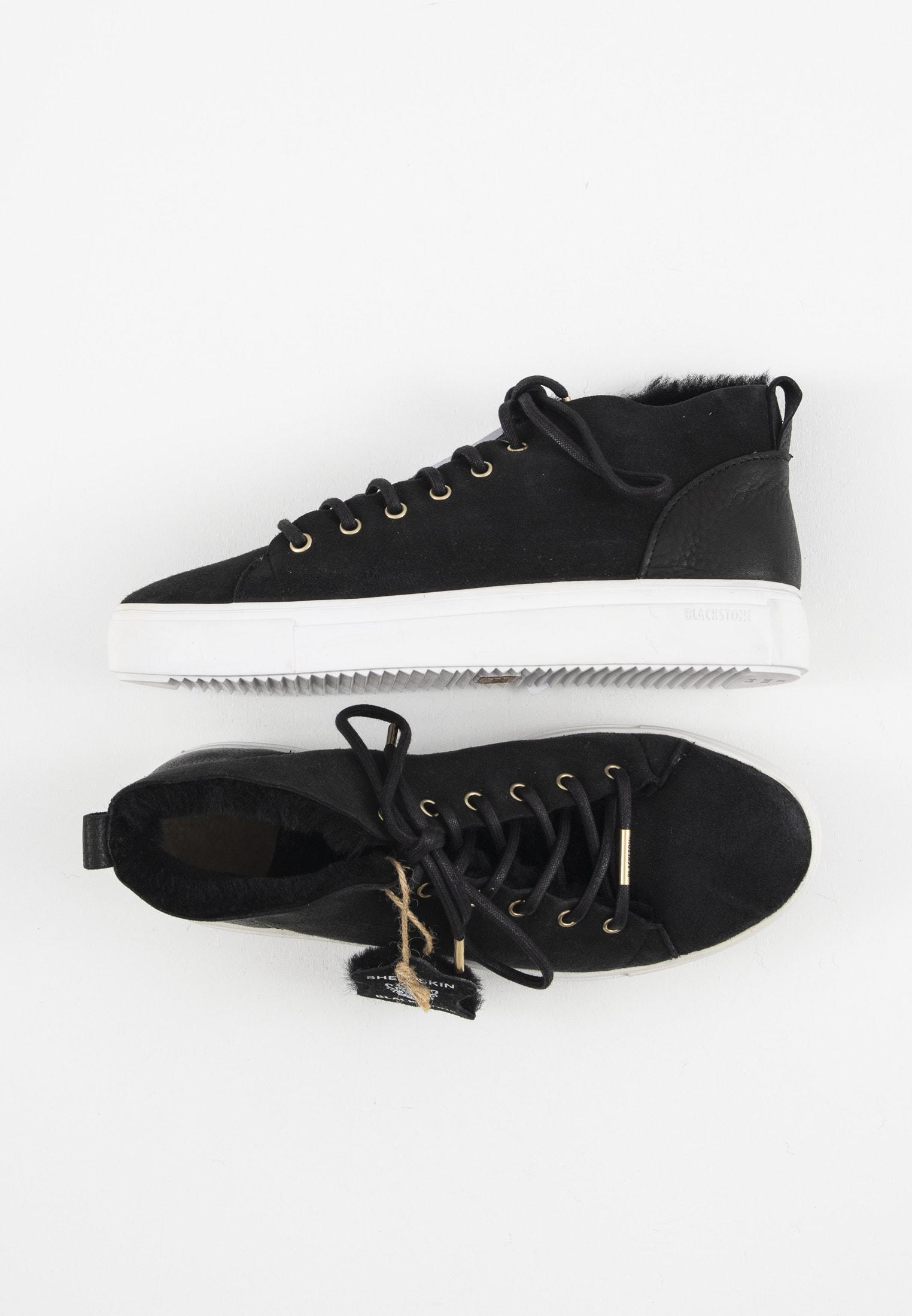 Blackstone Sneakers Schwarz Gr.38