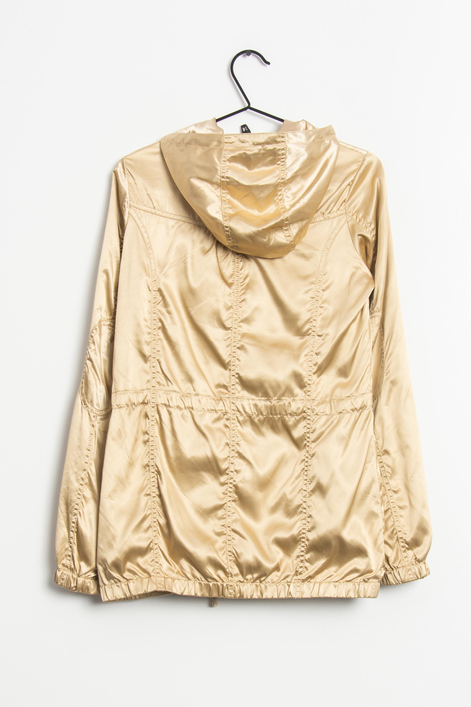 H&M Leichte Jacke / Fleecejacke Gelb Gr.S
