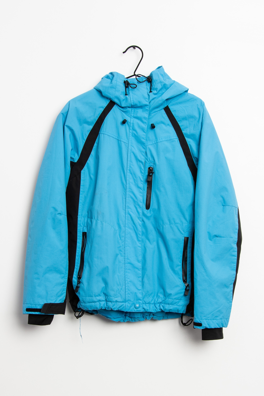 H&M Winterjacke blau Gr.36