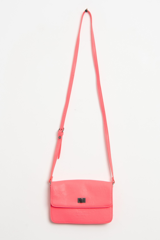 Abercrombie & Fitch Tasche Pink Gr.