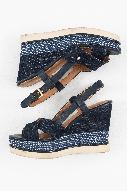 Wrangler Sandale Blau Gr.38