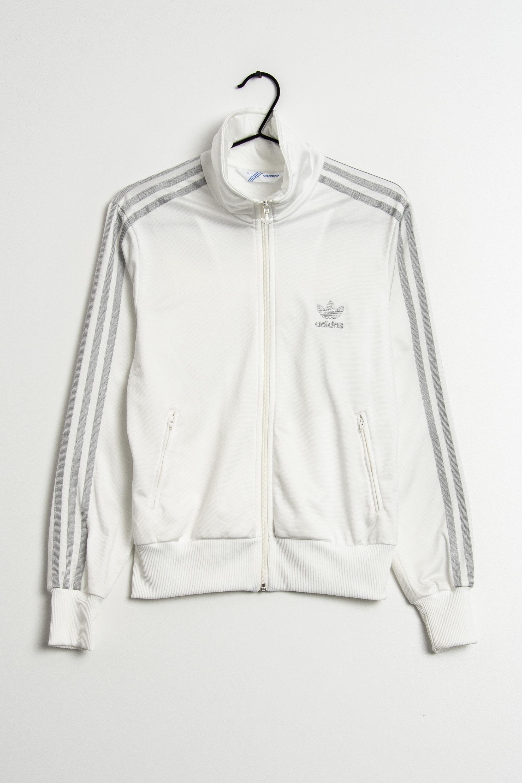 adidas Originals Sweat / Fleece Weiß Gr.M