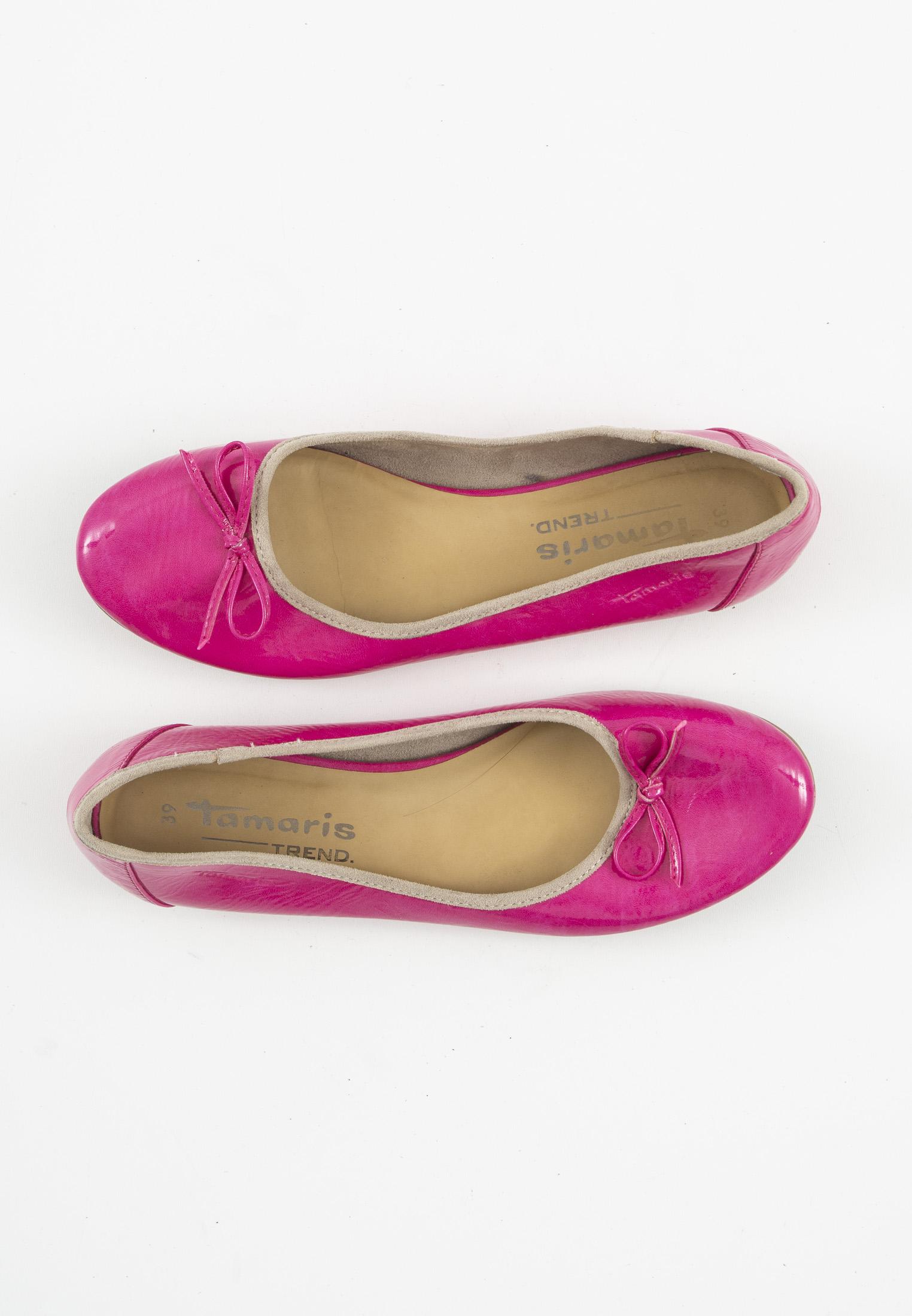 Tamaris Halbschuh / Ballerina Pink Gr.39