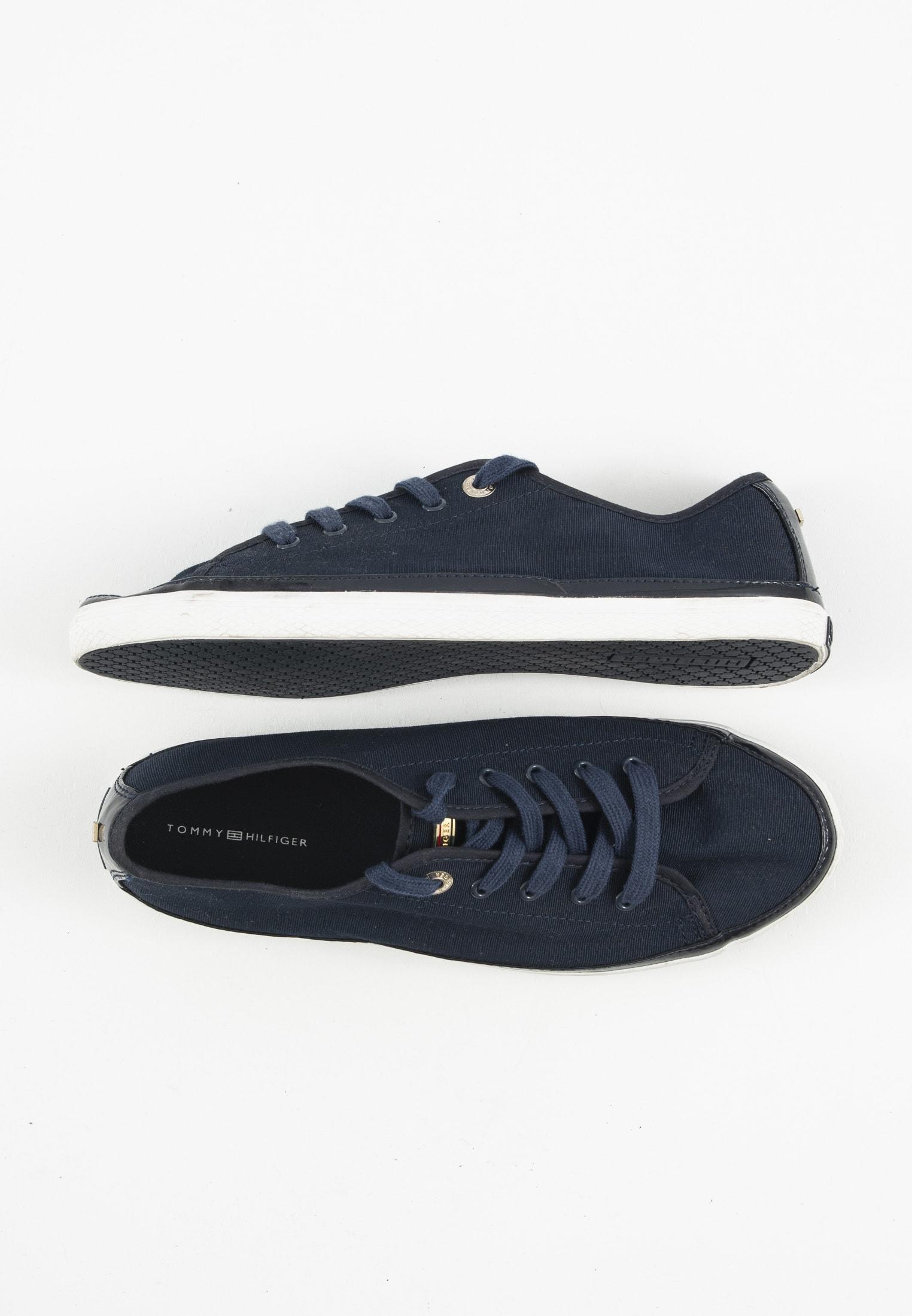Tommy Hilfiger Sneakers Blau Gr.41