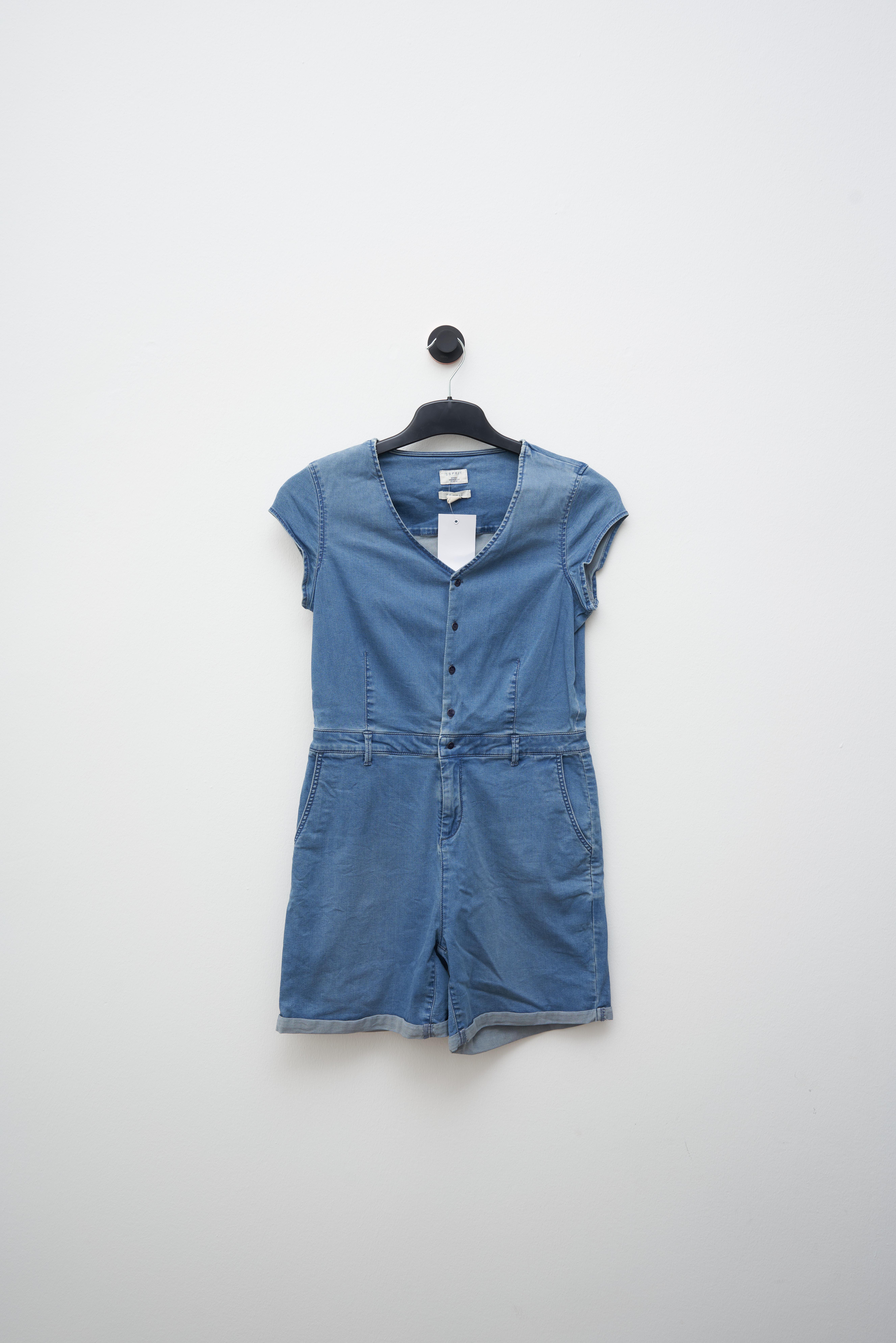 Esprit Jumpsuit / Overall Blau Gr.36