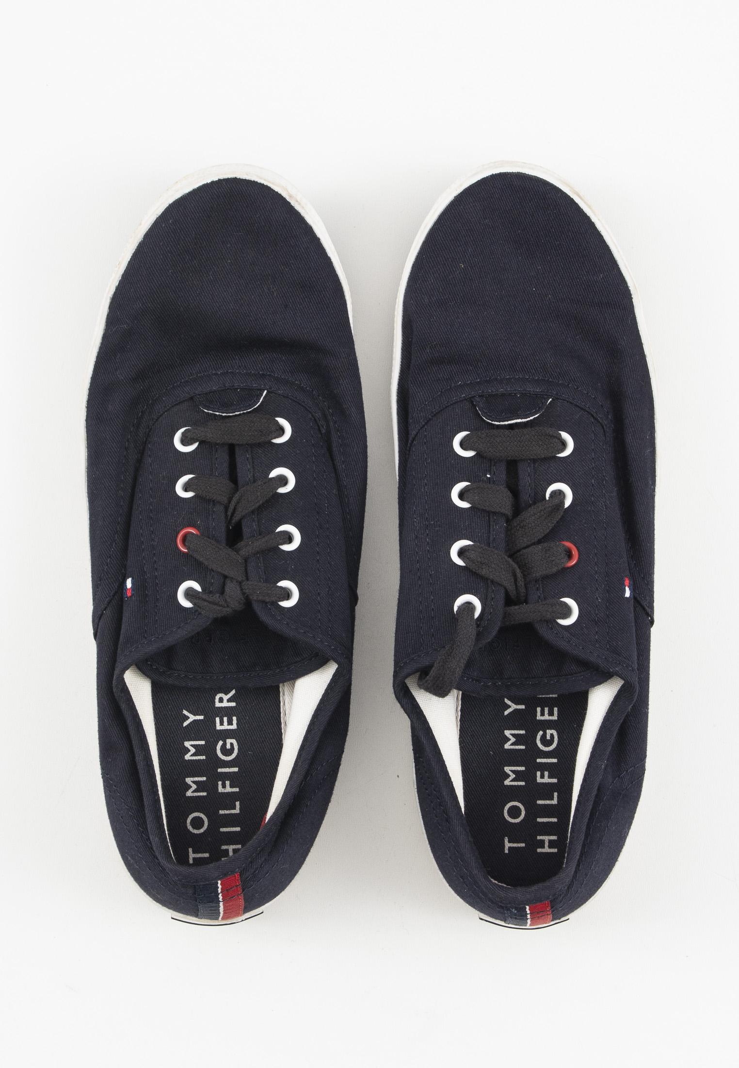 Tommy Hilfiger Sneakers Blau Gr.39