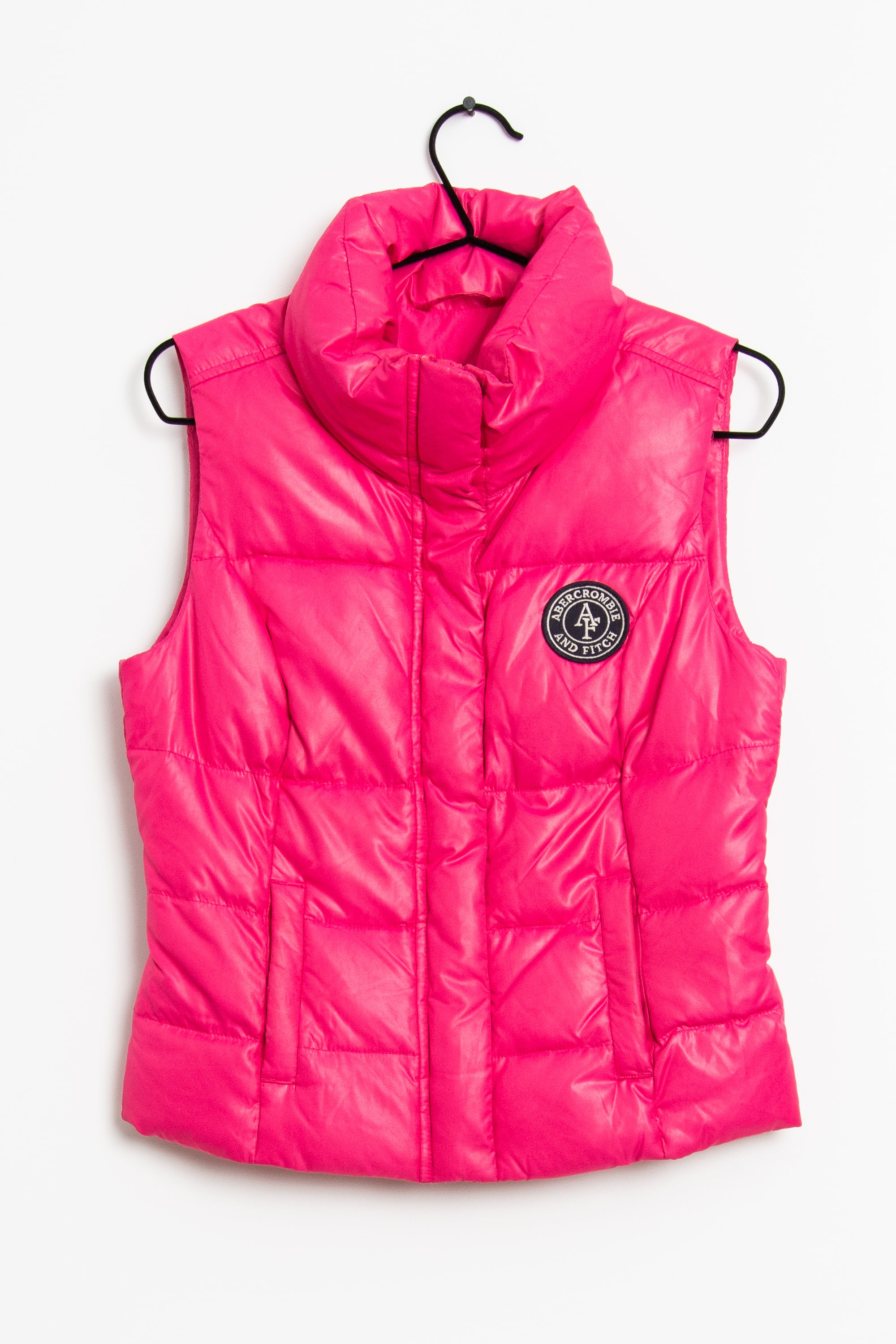 Abercrombie & Fitch Weste Pink Gr.S