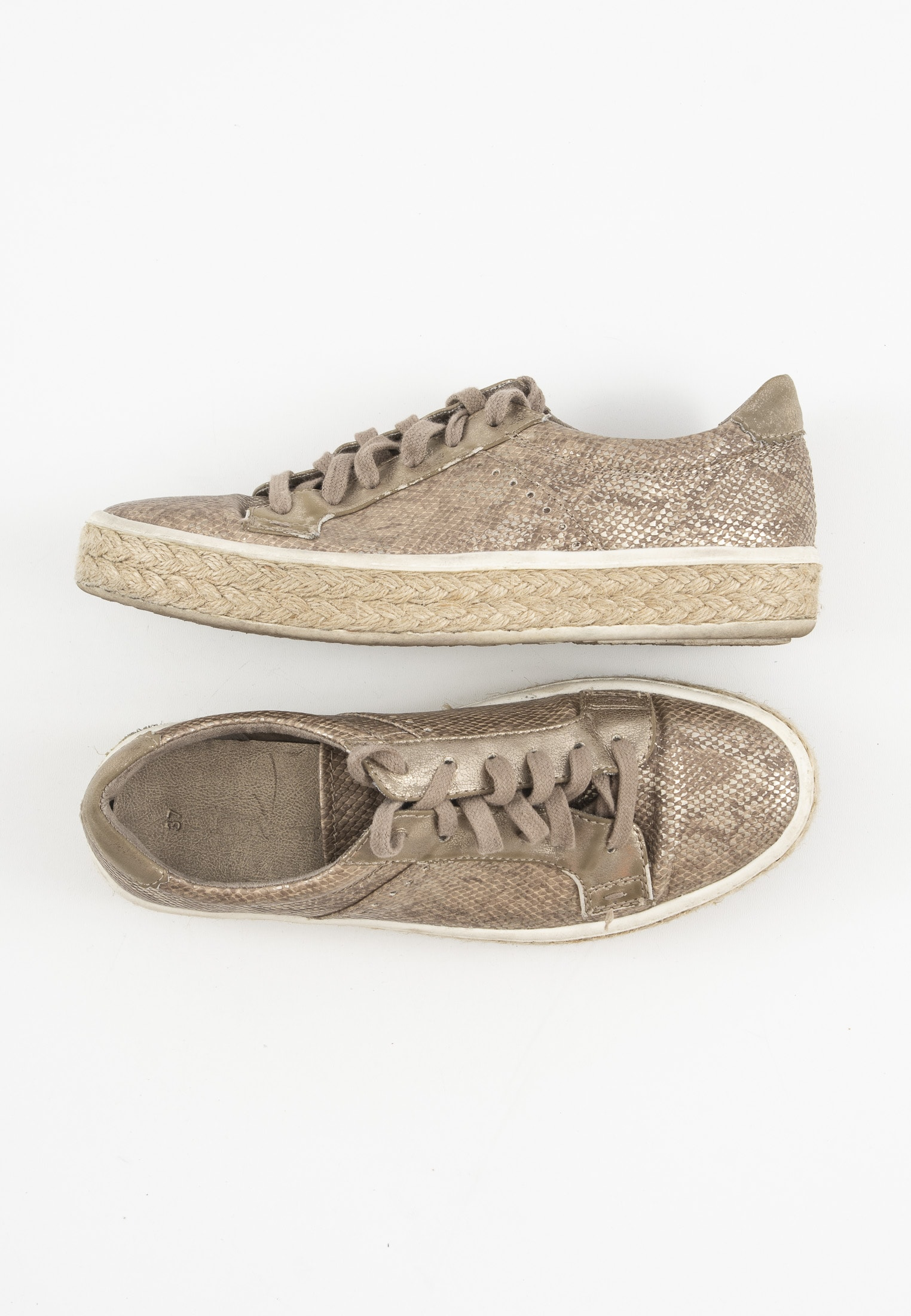 Tamaris Sneakers Braun Gr.37