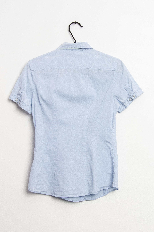 MARC O'POLO Bluse Blau Gr.34
