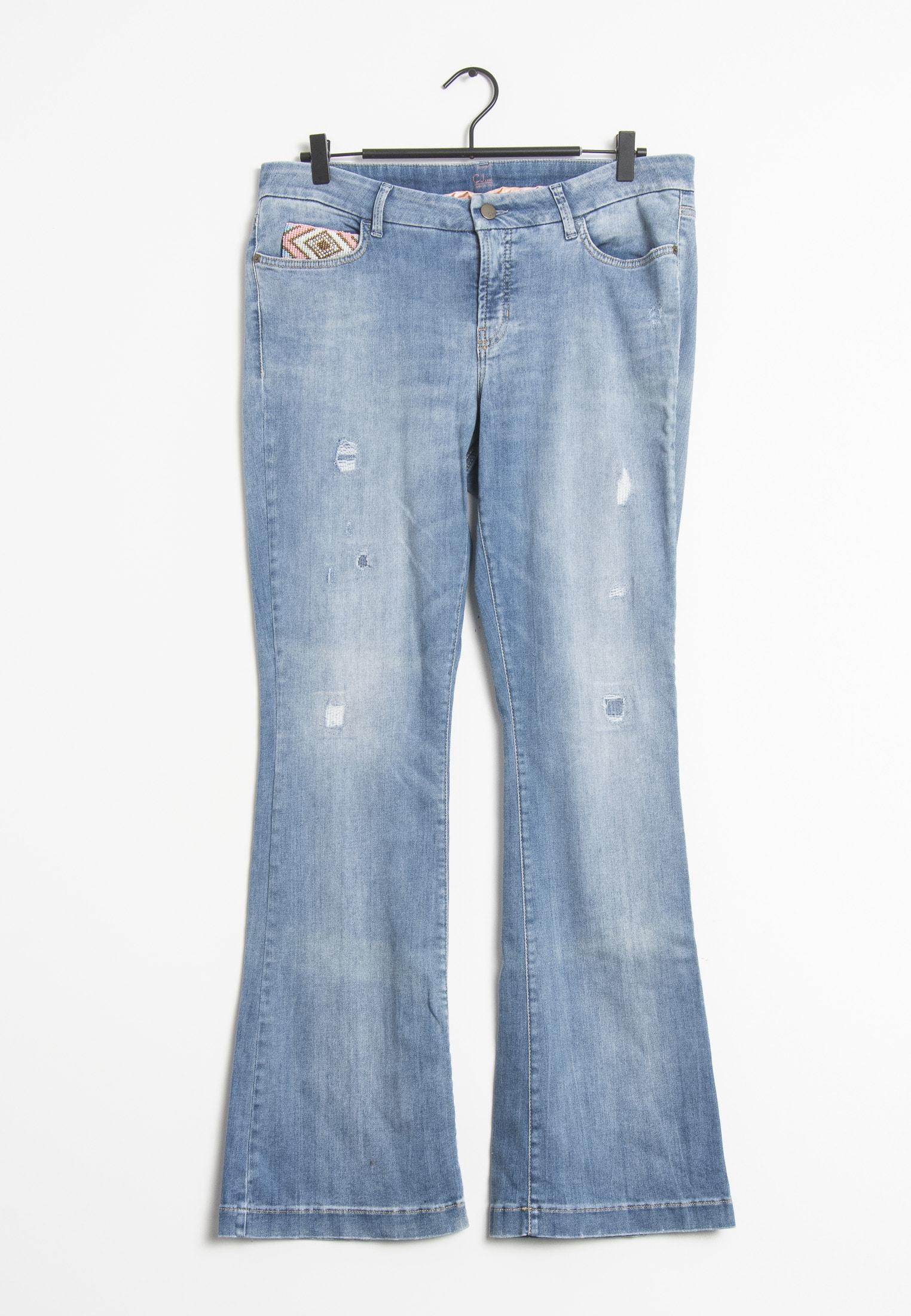cambio Jeans Blau Gr.44
