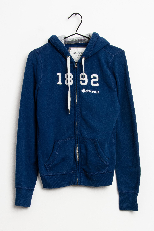 Abercrombie & Fitch Sweat / Fleece Blau Gr.L