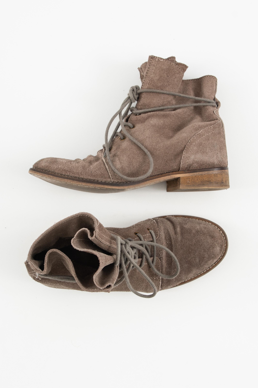 Cox Stiefel / Stiefelette / Boots Beige Gr.38