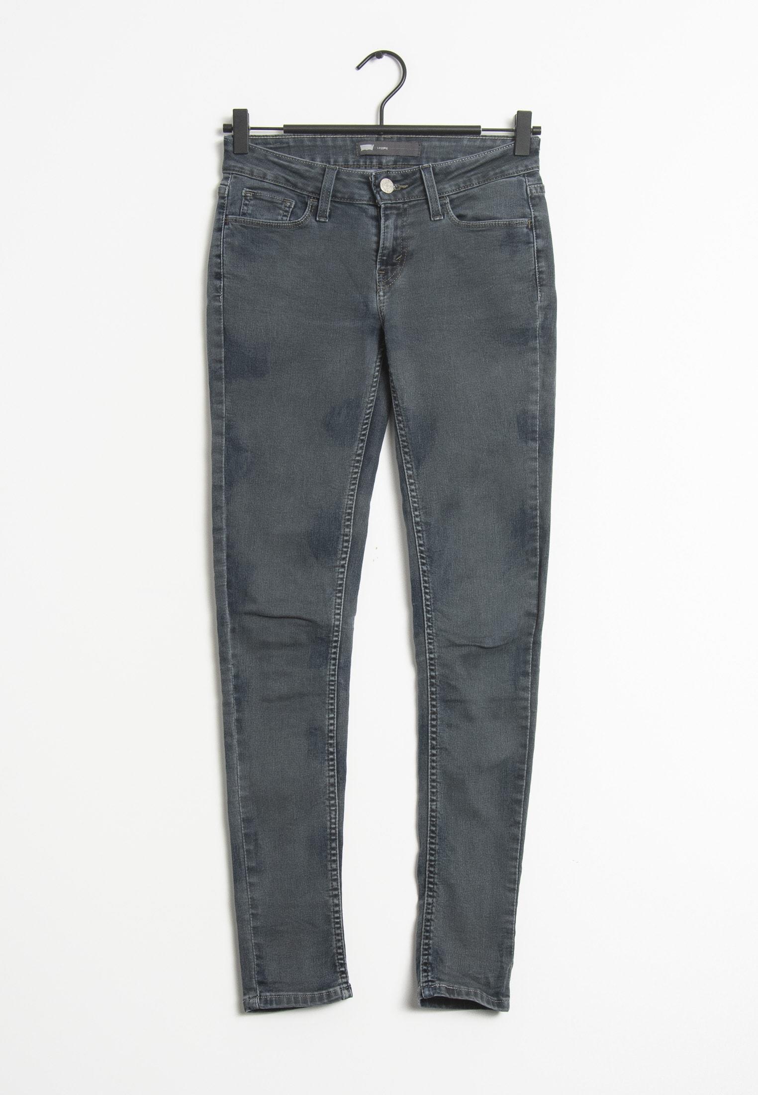 Levi's® Jeans Grau Gr.W25 L30