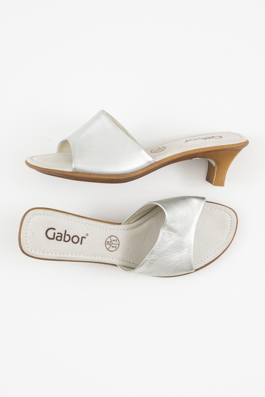 Gabor Sandale Grau Gr.39