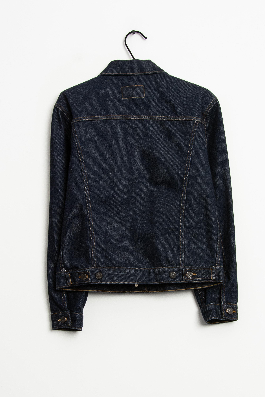 Levi's® Leichte Jacke / Fleecejacke Blau Gr.L