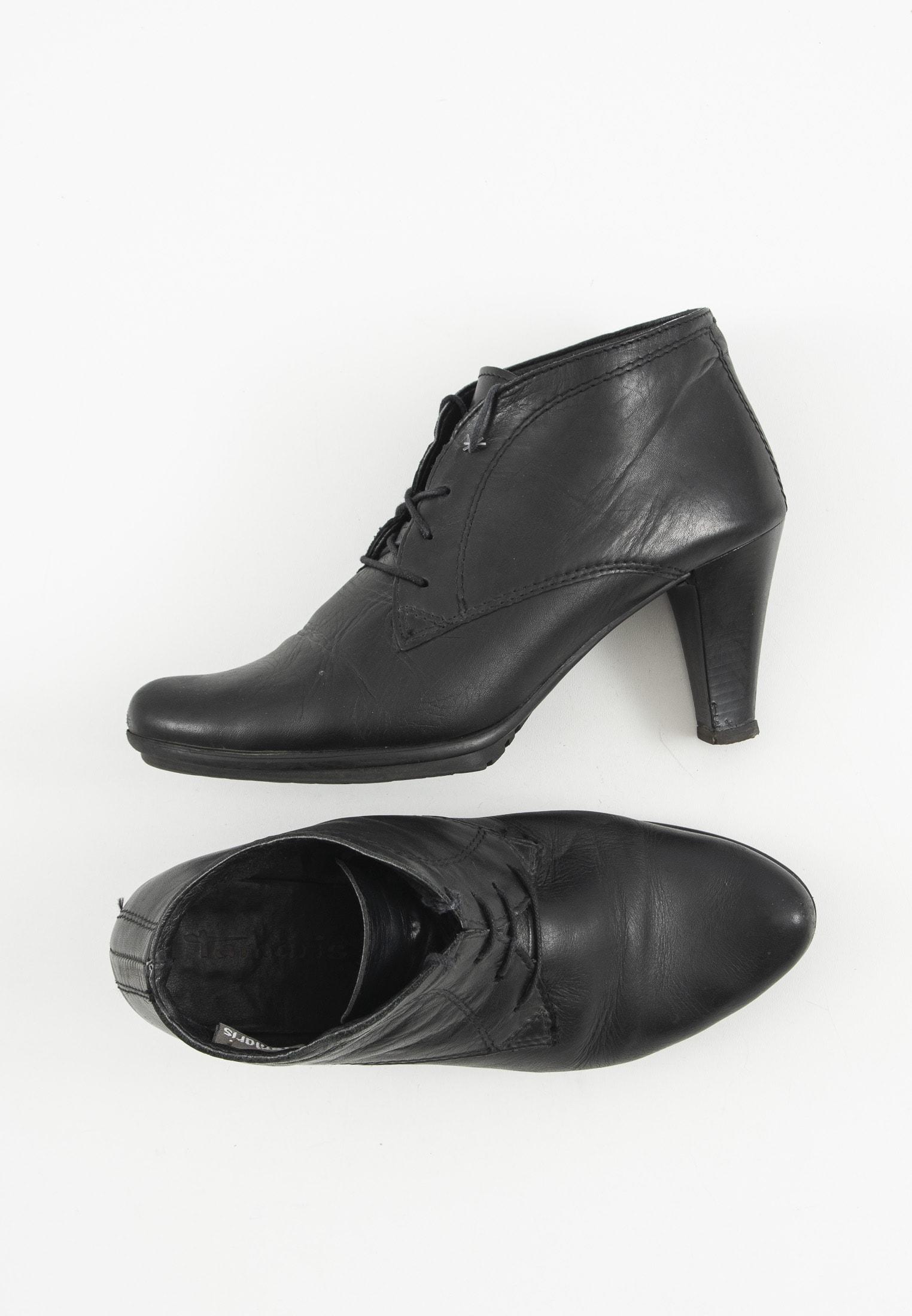Tamaris Stiefel / Stiefelette / Boots Schwarz Gr.40
