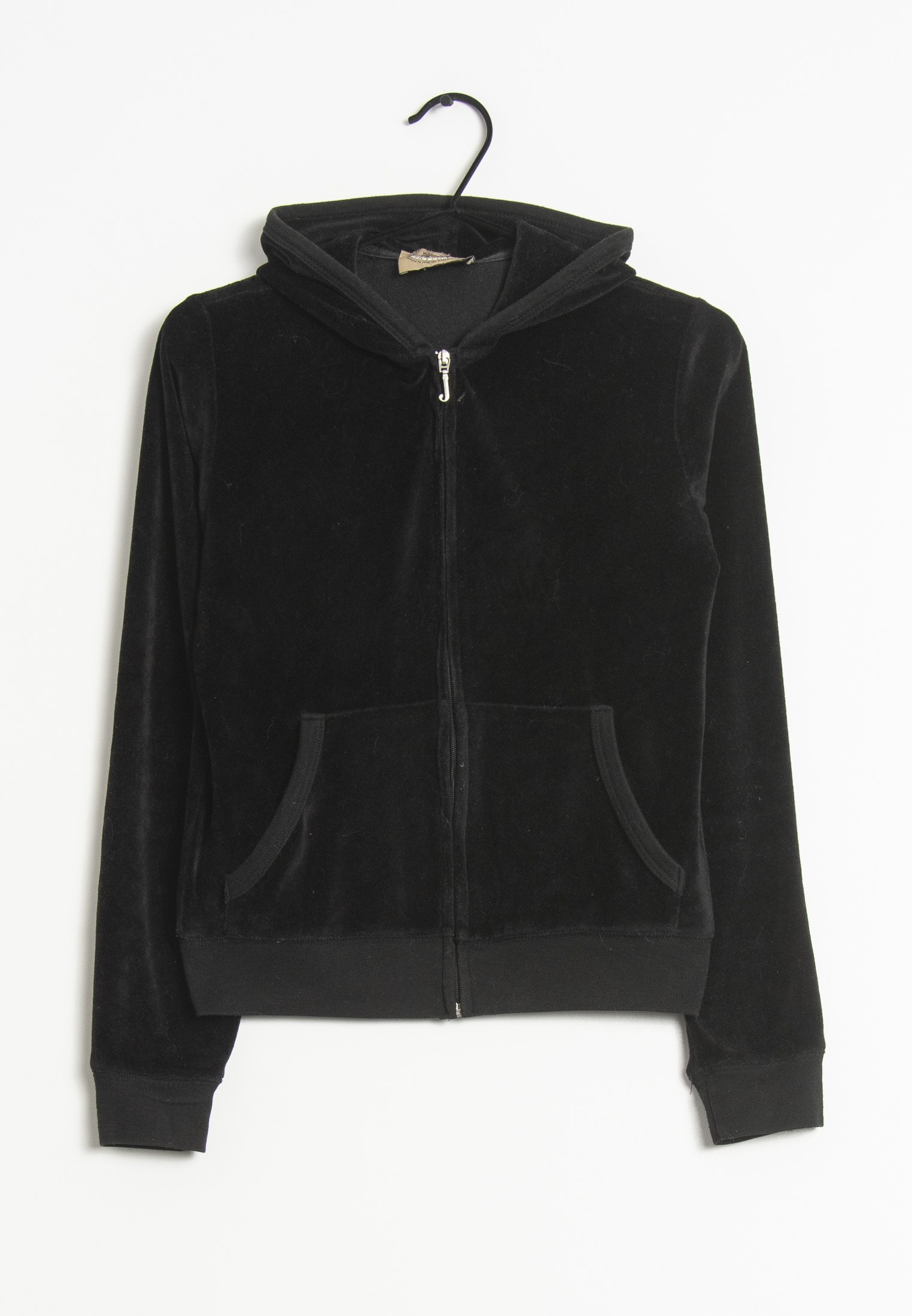 Juicy Couture Sweat / Fleece Schwarz Gr.M