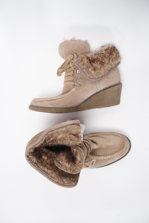 Bama Stiefel / Stiefelette / Boots Braun Gr.40