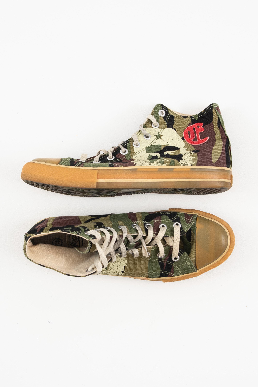 Buffalo Sneakers Grün Gr.42