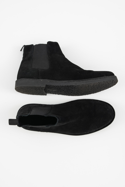 Zign Stiefel / Stiefelette / Boots Schwarz Gr.43