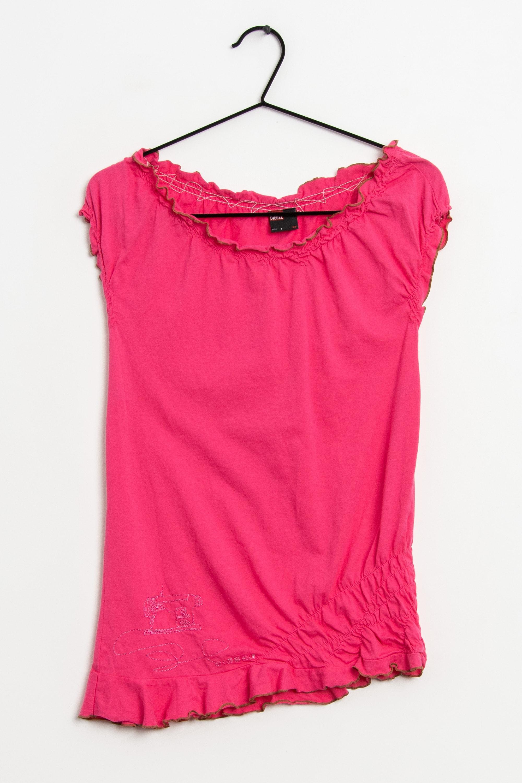 Diesel T-Shirt Pink Gr.S
