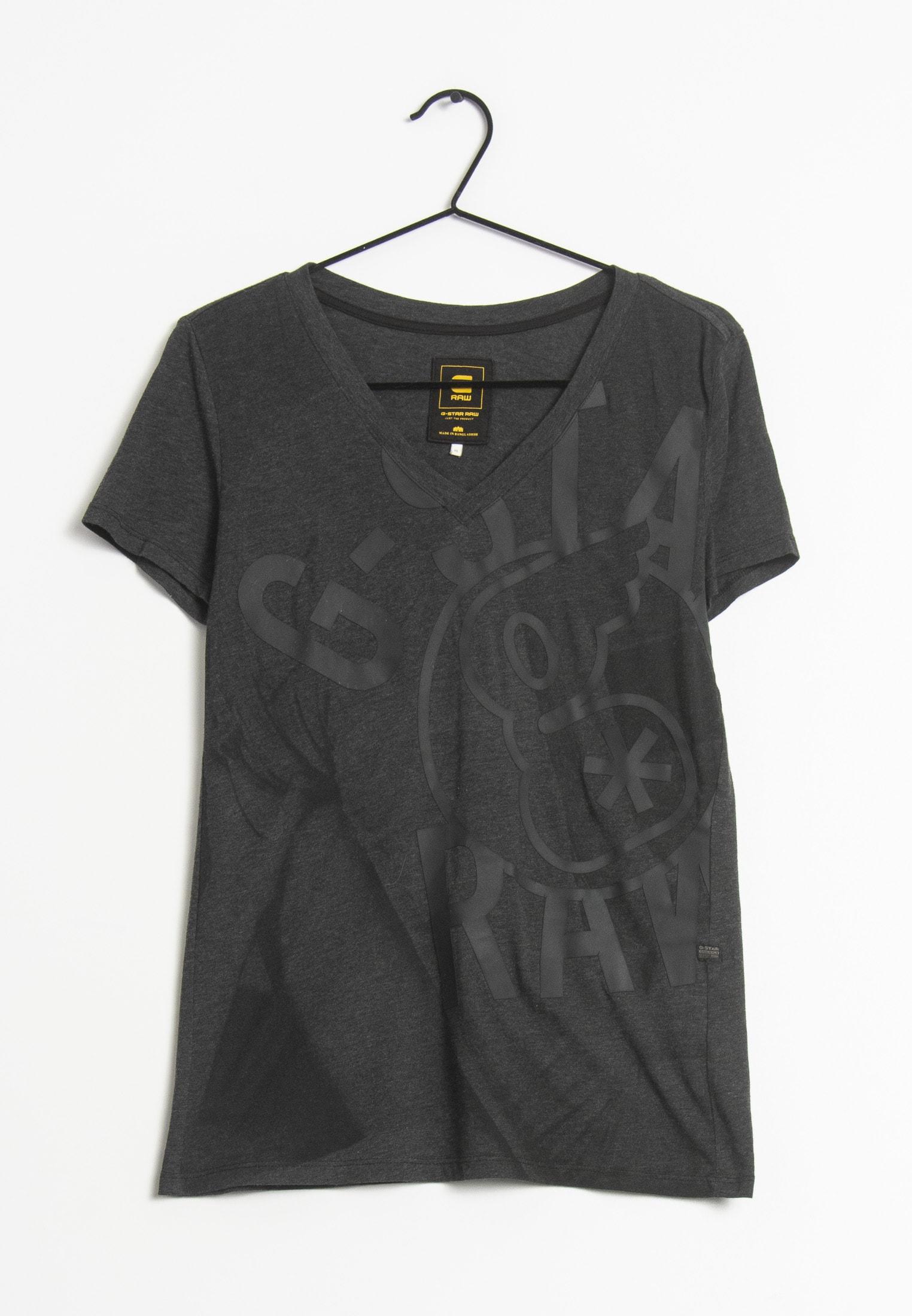 G-Star T-Shirt Grau Gr.XS